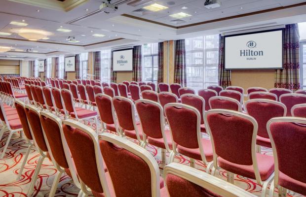 фотографии отеля Hilton Dublin изображение №15