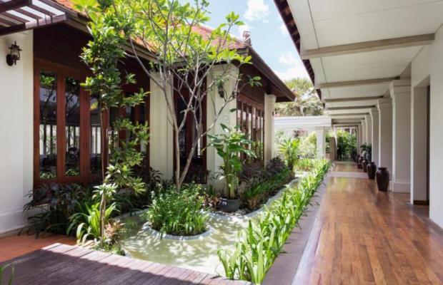 фотографии отеля Anantara Angkor Resort изображение №15