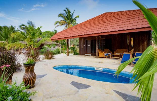 фотографии отеля Kendwa Rocks Beach Hotel изображение №3