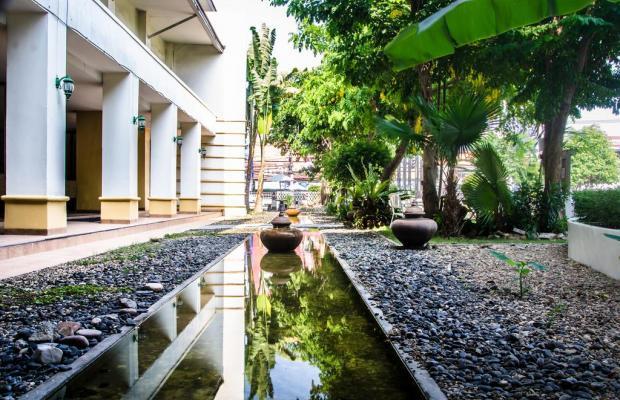 фото отеля Mercure Chiang Mai (ex. Novotel Chiang Mai) изображение №9