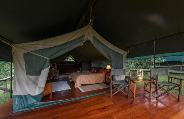 фотографии отеля Governors' Private Camp изображение №11