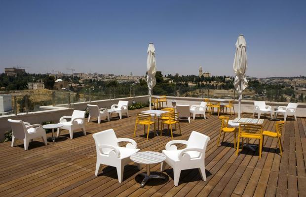фотографии отеля Dan Boutique Jerusalem (ex. Ariel) изображение №35