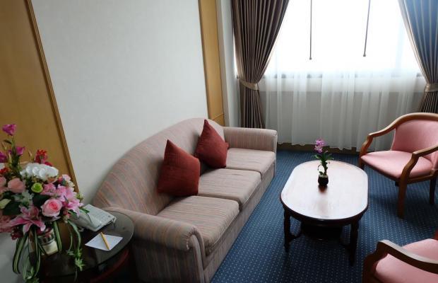 фотографии отеля Tarin Hotel изображение №11
