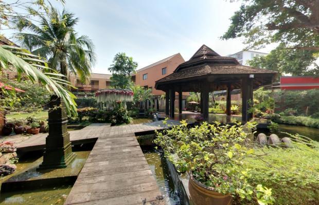 фотографии отеля Holiday Garden Hotel & Resort изображение №3