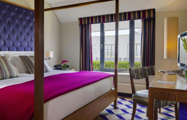 фотографии отеля The Fitzwilliam Hotel Dublin изображение №11