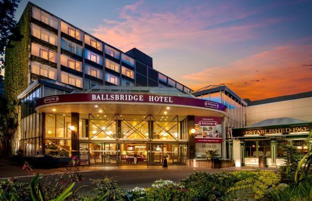 фото отеля Ballsbridge Hotel (ex. Ballsbride Inn; Jury's Inn Ballsbridge) изображение №1
