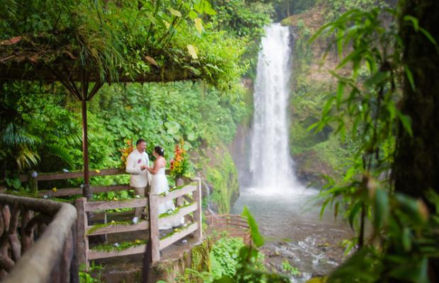 фотографии отеля La Paz Waterfall Gardens & The Peace Lodge изображение №15