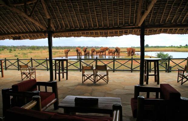 фотографии Voi Wildlife Lodge изображение №12