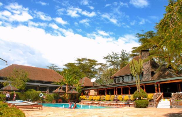 фото отеля Lake Nakuru Lodge изображение №1