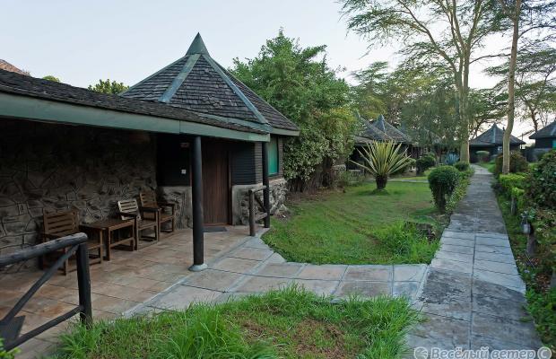 фотографии отеля Lake Nakuru Lodge изображение №3