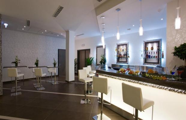фото отеля Hotel Cosmopolitan Bologna изображение №37