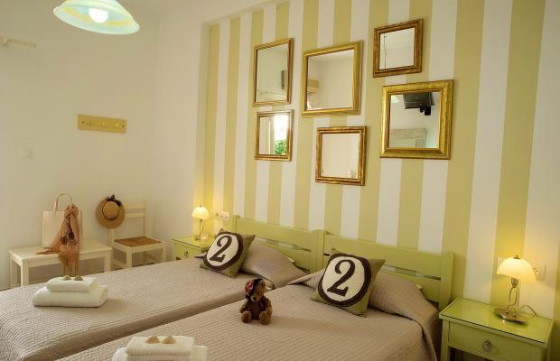 фотографии отеля Hotel and Studios Cyclades изображение №11