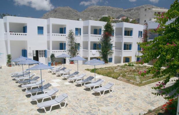 фото Kantouni Beach Hotel изображение №18