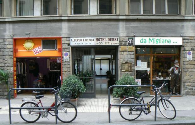 фото отеля Derby Florence изображение №1