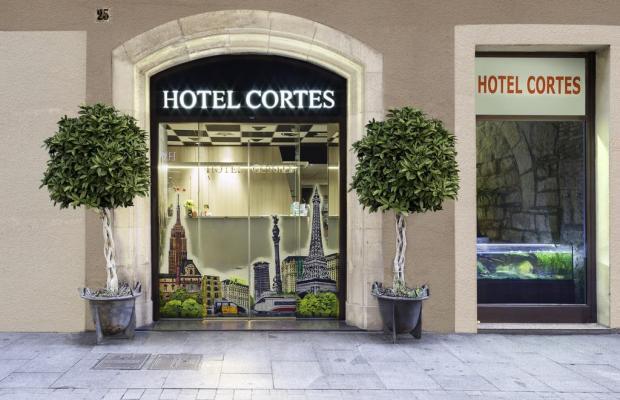 фото отеля Hotel Cortes  изображение №1