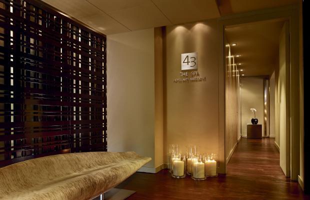 фотографии отеля Hotel Arts Barcelona изображение №7