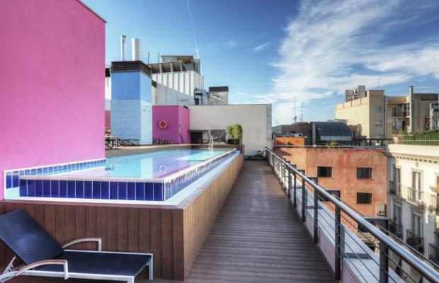 фотографии отеля Hotel Barcelona Catedral изображение №19