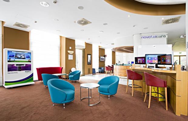 фотографии отеля Hotel Novotel Torino Corso Giulio Cesare изображение №23