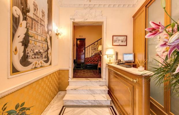 фотографии LA LUMIERE DI PIAZZA DI SPAGNA HOTEL изображение №12