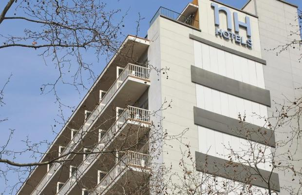 фото отеля NH Barcelona Les Corts изображение №21