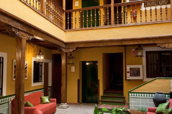 фотографии отеля Palacio de Santa Ines изображение №31