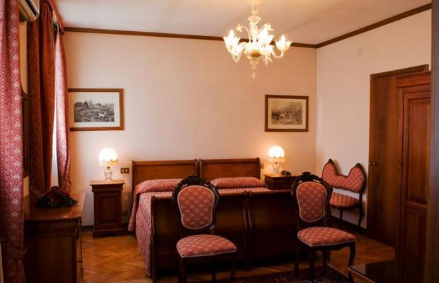 фотографии отеля Park Hotel Villa Giustinian изображение №3
