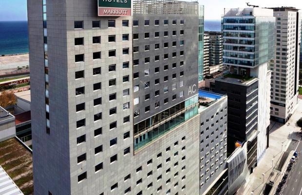 фото отеля AC Hotel Barcelona Forum изображение №1