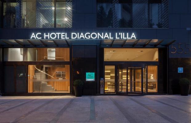 фотографии отеля AC Hotel Diagonal L´Illa (ex. Illa Husa) изображение №3