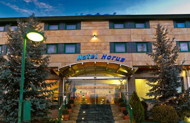 фотографии отеля Horus Hotel изображение №27