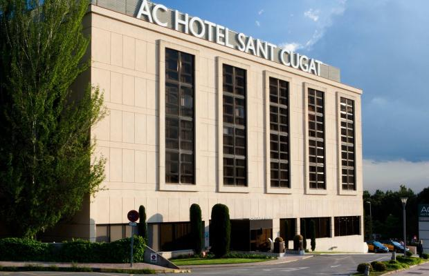 фото отеля AC Hotel Sant Cugat by Marriott (ex. Novotel Barcelona Sant Cugat) изображение №1
