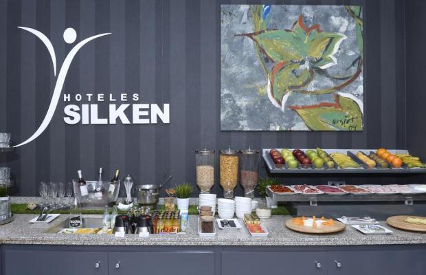 фото отеля Silken Juan de Austria изображение №17