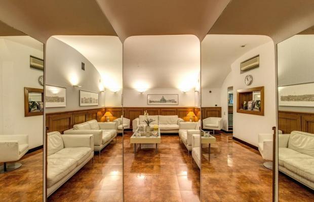фотографии отеля Hotel Ivanhoe изображение №11