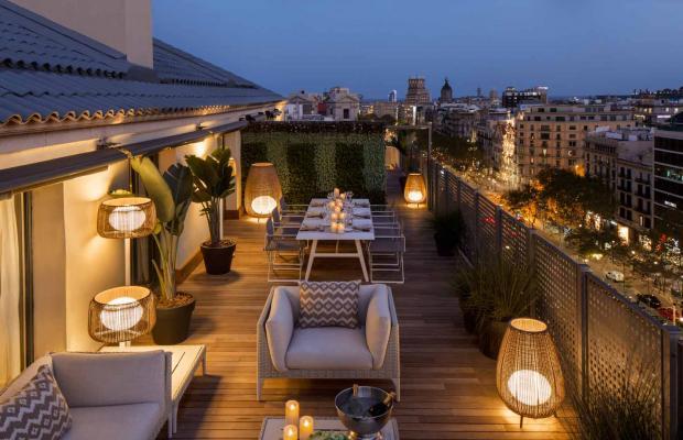 фотографии отеля Majestic Hotel & Spa Barcelona GL (ex. Majestic Barcelona) изображение №95