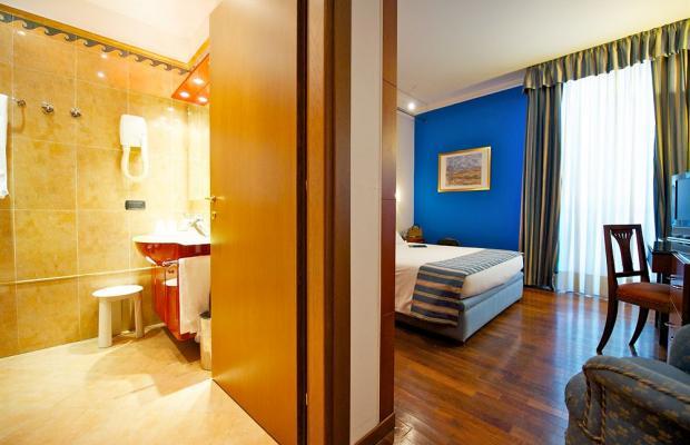 фотографии отеля Qualys Hotel Royal Torino (ex. Mercure Torino Royal) изображение №7