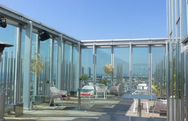 фотографии отеля Melia Barcelona Sky изображение №23