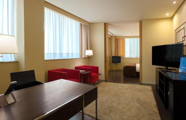 фото отеля Silken Puerta de Valencia изображение №17