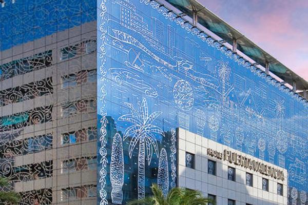 фото Silken Puerta de Valencia изображение №2