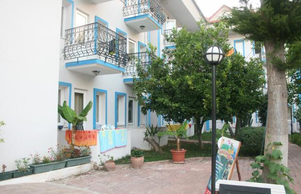 фотографии отеля Akdeniz Beach Hotel изображение №35