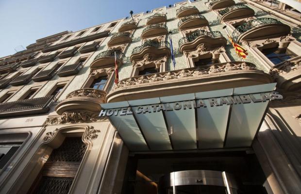 фото отеля Catalonia Ramblas изображение №13