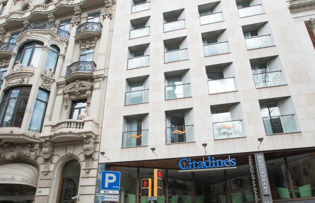 фото отеля Citadines Ramblas Hotel изображение №1