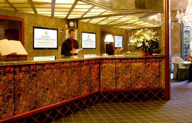фото Hotel Continental Barcelona изображение №26