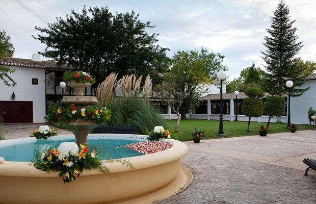 фотографии отеля Parador de Albacete изображение №35