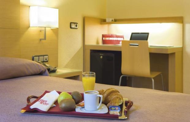 фотографии отеля Hotel Condes de Haro изображение №11