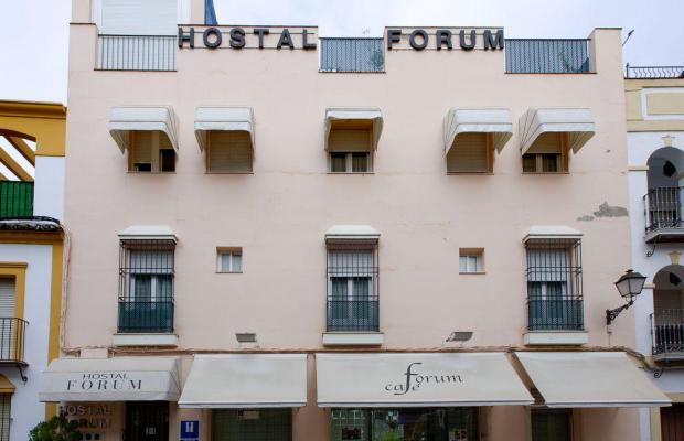 фото отеля Forum Hostal Villa del Rio изображение №1