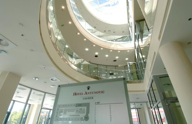 фото Hotel Antunovic Zagreb изображение №6