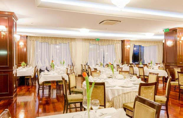 фотографии отеля Hotel President Solin изображение №7
