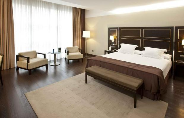 фотографии отеля NH Gran Hotel Casino Extremadura изображение №15