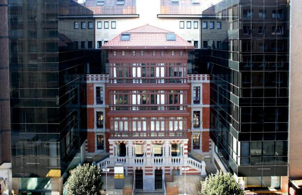 фото отеля Barcelo Oviedo Cervantes изображение №1