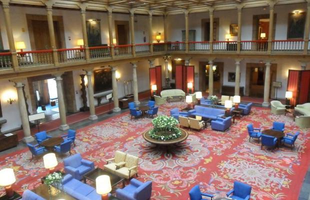 фотографии отеля Eurostars Hotel De La Reconquista изображение №35