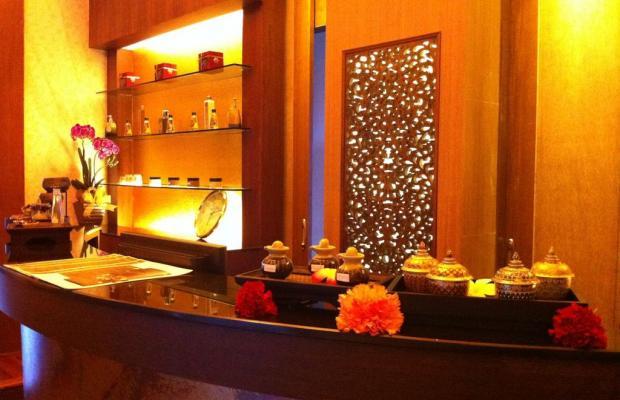 фотографии отеля Suvarnabhumi Suite изображение №3